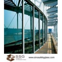 China Low E insulated Glass Pilkington For Curtain Walls, Windows wholesale