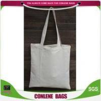 China high quality plain tote bags,blank tote bag,cotton road bag wholesale