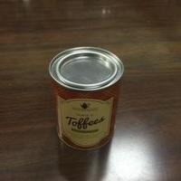 China Custom Chili Powder Mixed with Beef Packaging Can with Double Lid wholesale