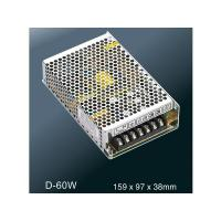 D-60W series normal dual switching power supply