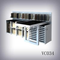 Wholesale Display Cabinet for Stone Tiles Samples VC034 from china suppliers