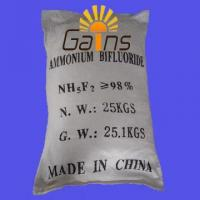 China fluorides series AMMONIUM BIFLUORIDE on sale