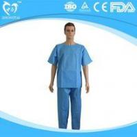 Wholesale Supplier For Disposable Scrub Suits Wholesale from china suppliers