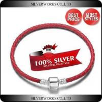 China Personalized Leather Wrap Bracelet For Girls european charms beads bracelet wholesale