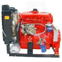 4 cylinders fire fighting equipment with radiator 4100