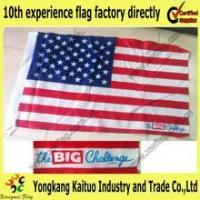 China factory wholesale manufacturer in stock 60x90cm American USA flag wholesale