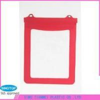 China Waterproof clear pouch sleeve case protection skin tablet dry bag wholesale
