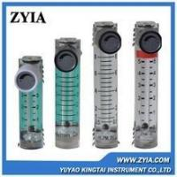 Low cost acrylic high quality medical flow meter for oxygen concentrator