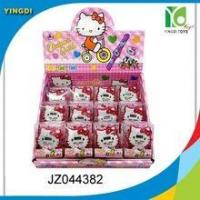 China Candy toys Multi Color Clock Small Toys And Candy Inside wholesale