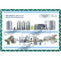 China automatic mineral water production line CGF24-24-8X wholesale
