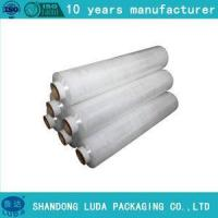 Buy cheap Standard Hand Type Stretch Film 17 Mic low price cling wrap from wholesalers