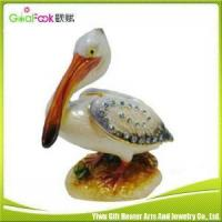 Wholesale Wholesale bird shaped wedding favors and gifts trinket box from china suppliers