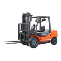 China 4 Ton Diesel Hydraulic Forklift(with Xinchai 498 Engine) wholesale