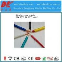 Copper Conductor House Wiring Cheap Building Cable