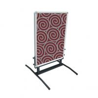 China Steel Base Poster Stand wholesale