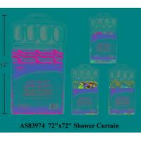 """Wholesale HealthandBeautyItems AS83974 72*72"""" Shower Curtain from china suppliers"""