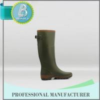 Best selling Low price Removable men's rubber rain boots