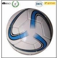 China Promotion Tranning Machine Stitched Custom Print Soccer Ball wholesale