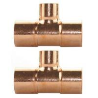 PLUMBING COPPER FITTING 5130G Reducer Tee