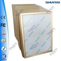 China Side open aluminum poster changed backlit film light box wholesale