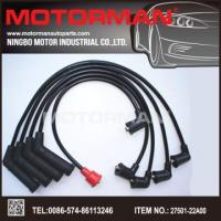 China Auto Bearing Spark Plug Wire 27501-22A00 FOR HYUNDAI wholesale