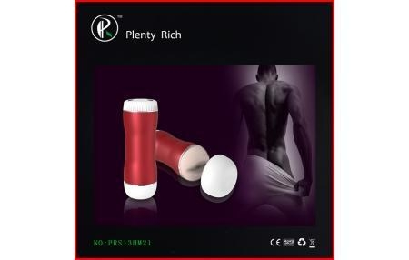 China PRS13HM21 crimson nobility vibrating masturbation cup sex toys for men masturbating
