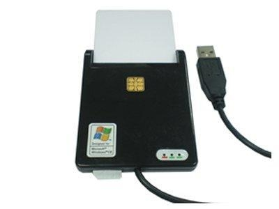 Quality Contact Card reader ZCS38 Manufacturer USB/RS232 EMV IC Chip Smart Card Reader Writer for sale
