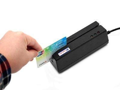 Quality Card reader/writer MSR900 MINI All 3 Tracks USB Magnetic Card Reader & Writer for sale