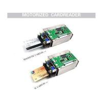 China Motorized Card reader ZCS150 Motorized Magnetic Card Reader + IC/RFID/PSAM Reader Writer wholesale