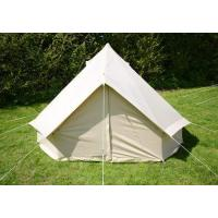 Canvas waterproof family tent