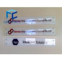 Wholesale Acrylic Signs Display for building from china suppliers