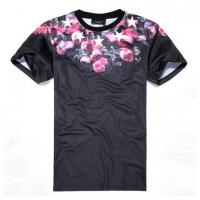 All over full color sublimation t shirt wholesale