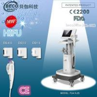 FU4.5-2S 2014 Newest-tech hifu acne treatment beauty equipment with CE china supplier