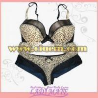 China Apparel Processing Services Padded bra and lingerie sexy wholesale