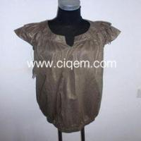 Buy cheap Apparel Stock LADY SHIRT from wholesalers
