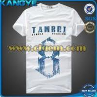 China Apparel Design Services 2013 new fashion short sleeve t shirt (A87) wholesale