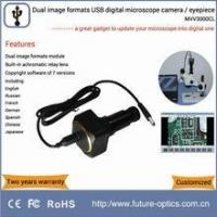 China MVV3000CL digital microscope eyepiece camera equipped with high resolving power relay lens wholesale