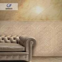 Embossed tile artificial stone relief wall art for interior or exterior decoration