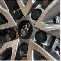 China Factory Custom High Precision Chrome Wheel Nut Covers wholesale