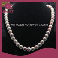 China Gus-Tmn-079Fashion Quality Bead Necklace Costume Jewelry wholesale