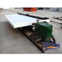 China Ore Beneficiation Equipment Shaking Table wholesale