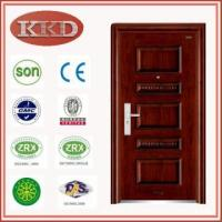 China Commercial Steel Security Door KKD-523 for Project wholesale