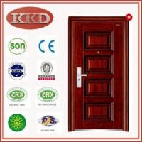 China High Quality Steel Security Door KKD-336 Opened Inward or Outward wholesale