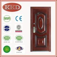 China Residential Anti-theft Steel Door KKD-337 for Egypt wholesale