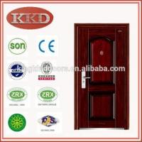 China 90mm Luxury Steel Security Door KKD-301 from Yong Kang China wholesale