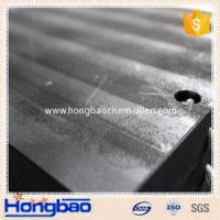 China waterproof UHMWPE / HDPE temporary portable outrigger pad / temporary roadways Manufacture wholesale