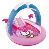 Wholesale Hello Kitty Inflatable Water Slides from china suppliers