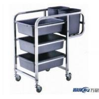 Wholesale Assemble Square Pipe Collection Cart from china suppliers