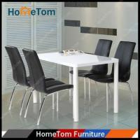 Wholesale Wholesale Modern High Quality Wooden MDF Dining Table from china suppliers