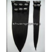 clips in hair extensions human hair